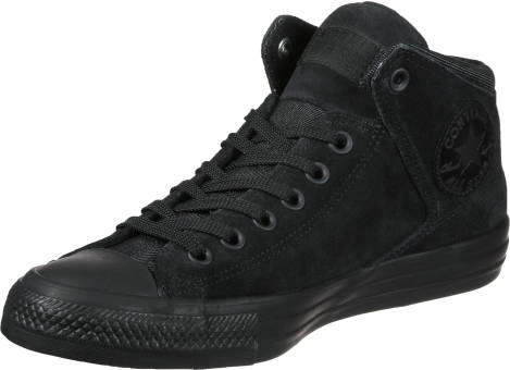 Converse All Star High Street Hi (157502C) schwarz