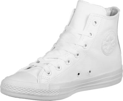Converse All Star Leather (1T406C) weiss
