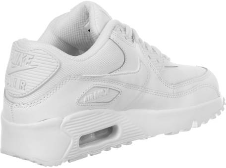 Nike Air Max 90 Mesh (GS) in weiss 833418 100 | everysize