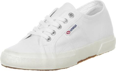 Superga 2750 Cotu Plus Lo (S003J70 901) weiss