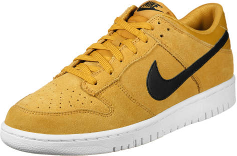 Nike Dunk Low (904234-700) gelb