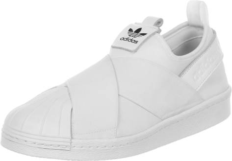 adidas Originals Superstar Slip On W in weiss S81338