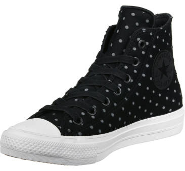 Converse Chuck Taylor All Star II Hi Shield Casino Lycra (555802C) schwarz