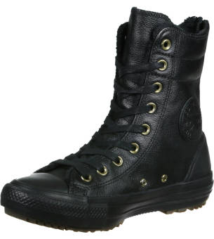 Converse All Star Hi-Rise Boot W Hi (553387C) schwarz