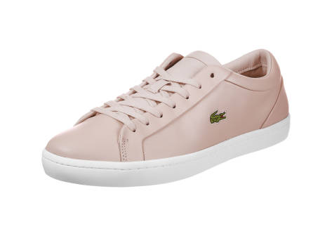 Lacoste STRAIGHTSET LACE (734CAW006015J) pink