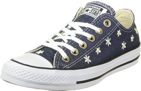 Converse Chuck Taylor All Star Ox (555977C) blau