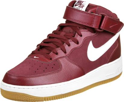 Nike Air Force 1 Mid 07 (315123-608) rot