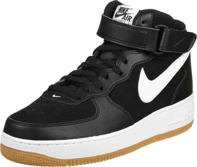 Nike Air Force 1 Mid 07 (315123-035) schwarz
