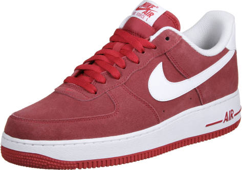 Nike Air Force 1 07 (315122-612) rot