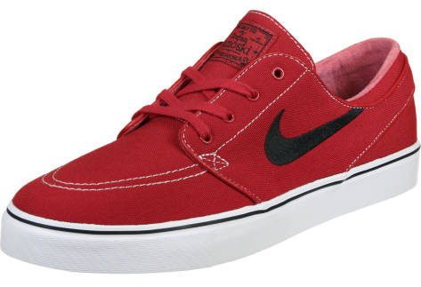 Nike Air Stefan Zoom Janoski Canvas (615957-603) rot