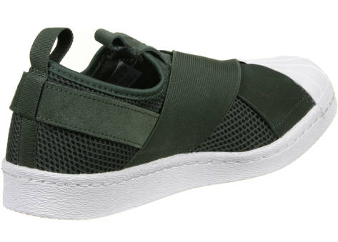 Besuch adidas Originals Superstar Slip On green grün Billig 100% Authentisch Billig Verkauf Websites uQ0gU0B