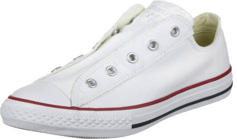 Converse All Star Slip Youth J (3V018) weiss