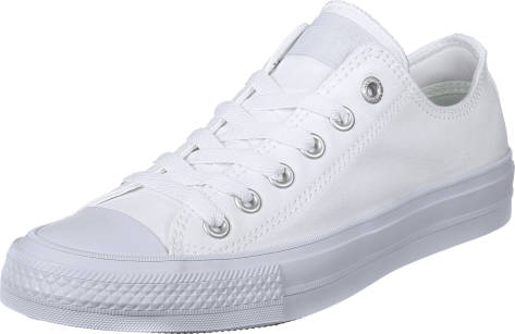 Converse All Star II Ox porpoise (155727C) weiss