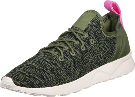adidas Originals Zx Flux Adv Virtue Sock W (BB2316) grün