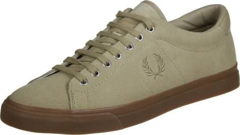 Fred Perry Underspin Suede (B9091938) braun