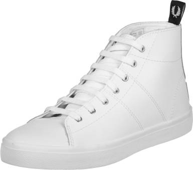 Fred Perry Ellesmere Mid Leather W (B9110W100) weiss