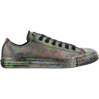 Converse All Star Ox Rubber Oil Slick wmns Black (551599C) mehrfarbig