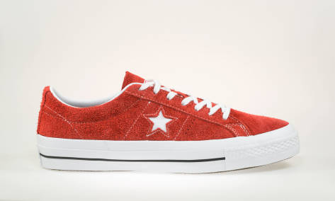 Converse One Star OX (153063C) rot