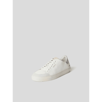 Axel Arigato Sneaker mit Material-Mix (98687) weiss