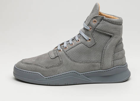 Filling Pieces High Top Transformed Perforated Alam (10912251002) grau