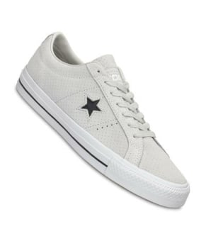 Converse CONS One Star Pro Perf Suede (170072C) grau