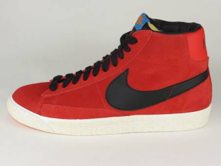 Nike Blazer MID PRM Suede rot 524205 604 (524205604) rot