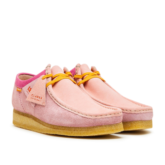 Clarks x Levi's Vintage Clothing Wallabee (261603227) pink