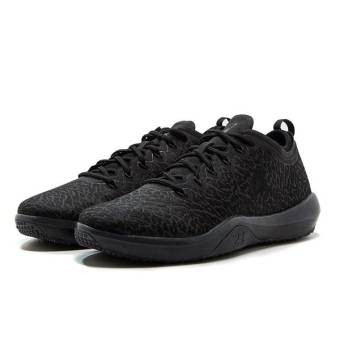 NIKE JORDAN Trainer 1 Low black (845403-002) schwarz