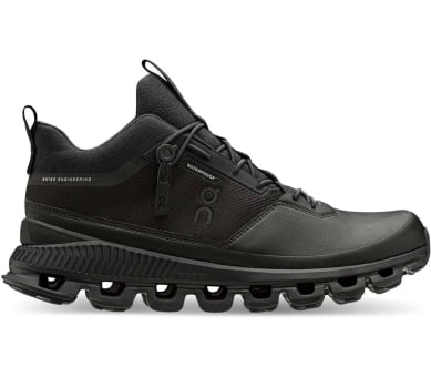 ON Cloud Hi Waterproof (28.99674) schwarz