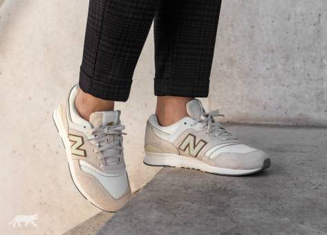 Sneakers New Balance - Wl697cd Beige