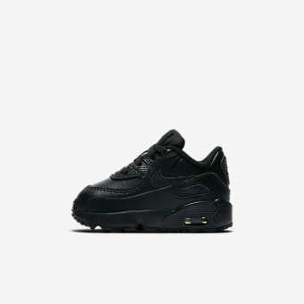 Nike Air Max 90 Leather Ltr Td (833416-001) schwarz