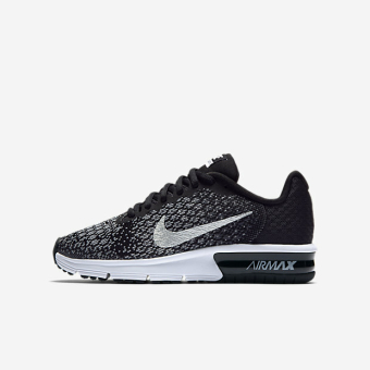 Nike Air Max Sequent 2 Sneaker (869993-001) schwarz
