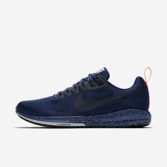 Nike Air Zoom Structure 21 Shield (907324-400) blau