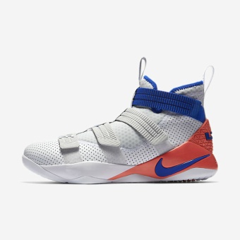 Nike Lebron Soldier XI SFG (897646-101) weiss