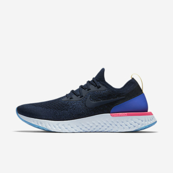 Nike Epic React Flyknit college navy (AQ0067-400) blau