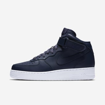 Nike Air Force 1 Mid 07 (315123-415) blau