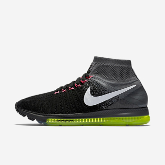 Nike Wmns Zoom All Out Flyknit (845361-002) schwarz