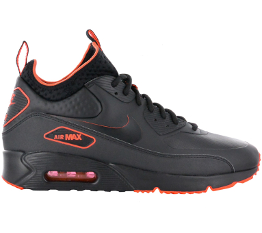 Nike Air Max 90 Ultra Mid Winter SE (AA4423-001) schwarz