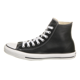 Converse All Star Hi Leather (132170C) schwarz