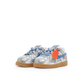 Nike Off-White Rubber Dunk (TD) (CW7444-100) weiss