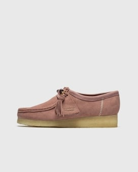 Clarks WMNS Wallabee (26163265) pink