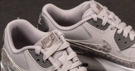 Nike Air Max 90 Leather SE in grau 897987 004 | everysize