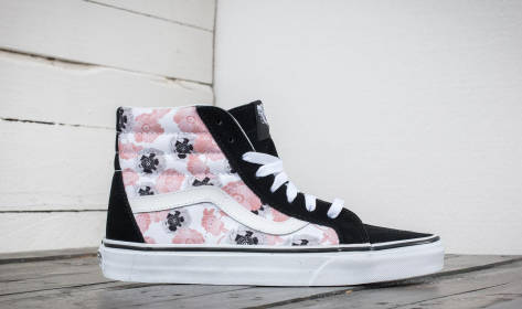 Vans Sk8-Hi Reissue (California Poppy) Multicolor/ True White rot Niedriger Versand HrApzEkV