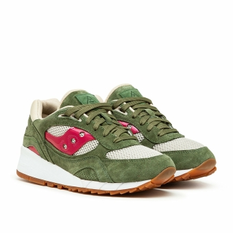 Saucony x Up Shadow There 6000 (S70570-1) grün