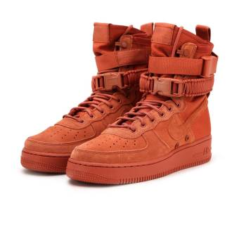 Nike SF Air Force 1 (864024-204) orange