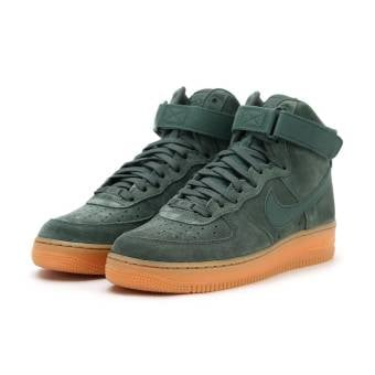nike air force 1 07 lv8 sneaker dunkelgrün