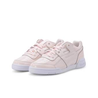 Reebok Workout Lo Plus Iridescent (CM8951) pink