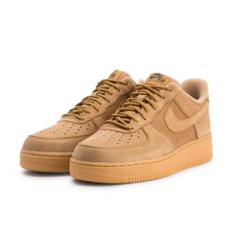 Nike Air Force 1 07 WB Flax (AA4061-200) braun
