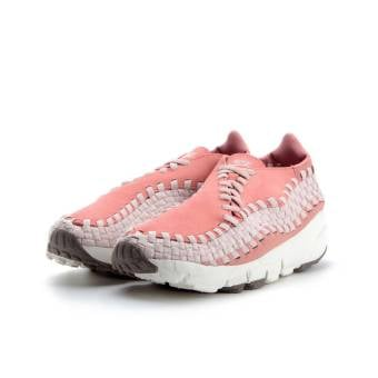 Nike Wmns Air Footscape Woven (917698-600) pink