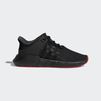 "adidas Originals EQT SUPPORT 93/17 ""Red Carpet Pack"" (CQ2394) schwarz"